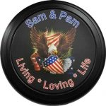 personalized tire covers