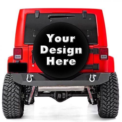 Custom Soft Tire Cover