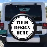 Design Your Own Custom Tire Cover