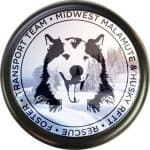 Malamute & Husky Rescue team tire covers