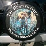 Spare tire covers promoting services