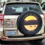 Custom Spare Tire Covers