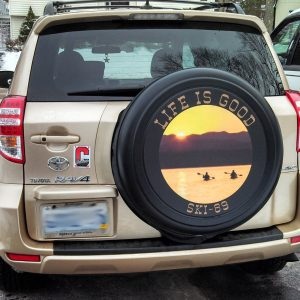 Custom Spare Tire Covers